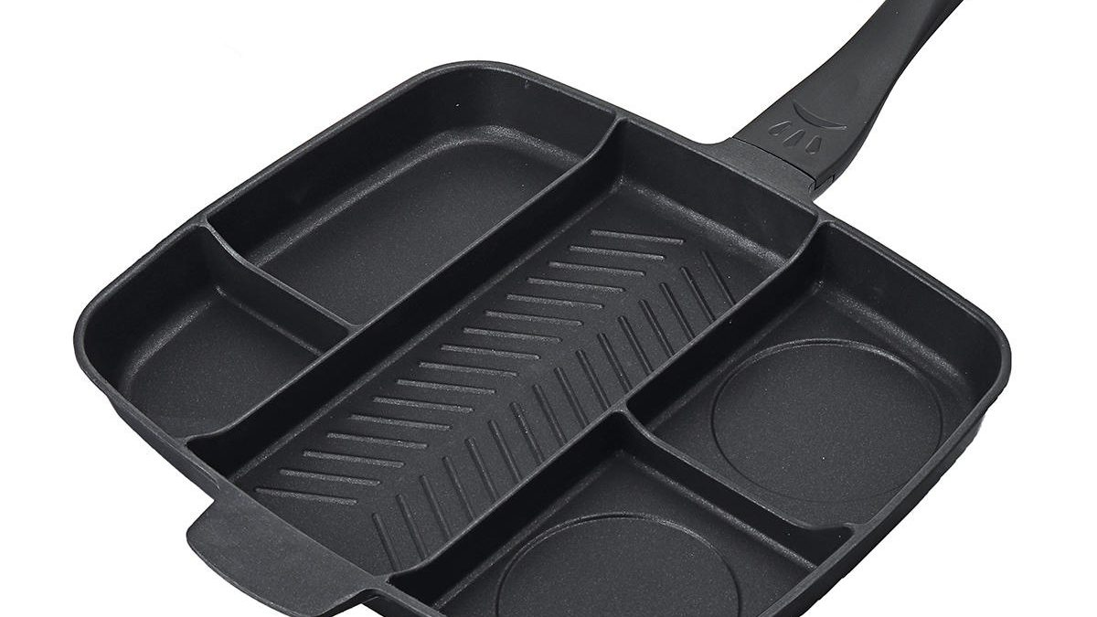 An Ultimate Guide to Choose the Best Grill Pan